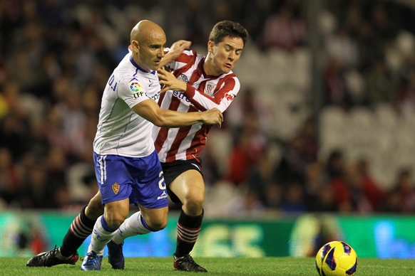 Athletic Club - Real Zaragoza: puntuaciones Athletic, jornada 17
