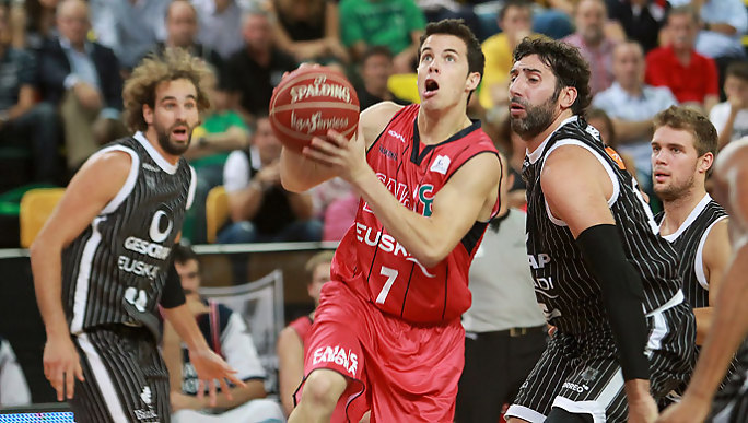 Caja Laboral - Bilbao Basket: derbi vasco con segunda plaza en juego