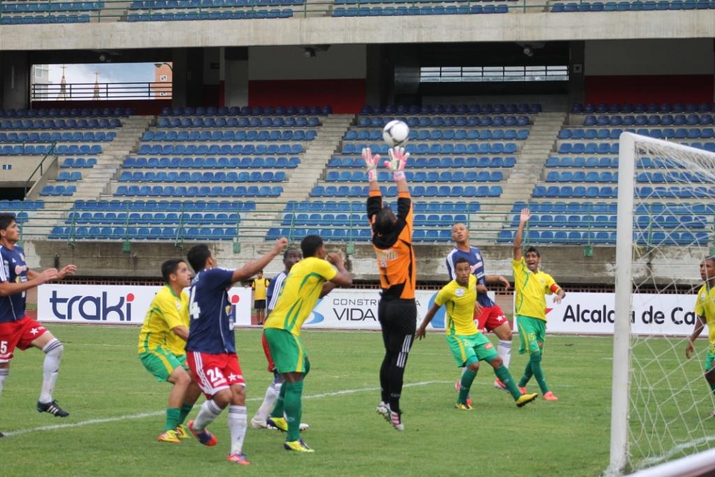 Reparto de puntos entre Atlético Venezuela y El Vigía