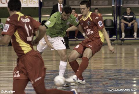 Eka guía a Inter Movistar hacia la victoria ante Puertollano FS