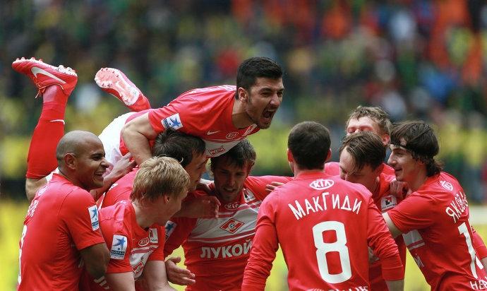 Résumé 26e journée Russian Premier League