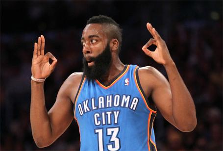 James Harden, nuevo jugador de los Rockets