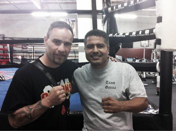 Historias del boxeo: Javier Vega, algo más que un campeón