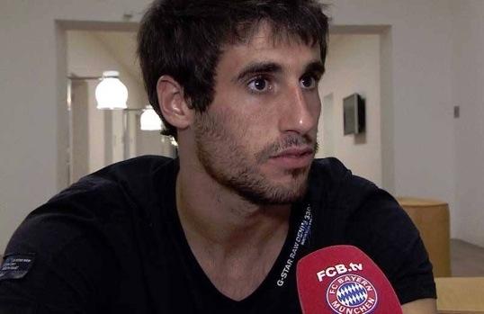 Osasuna reclama al Bayern los 800.000 euros que le corresponden por Javi Martínez