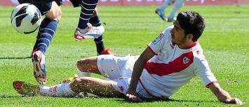"""José Carlos: """"Necesitábamos la victoria ante el Deportivo"""""""
