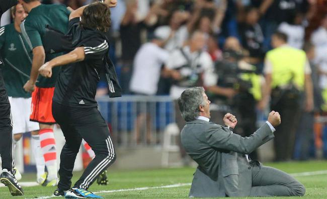 Mourinho y los falsos riesgos