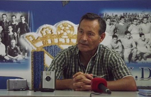 """Juan Moya: """"Sabemos que no será nada fácil, pero la ilusión no nos la va a quitar nadie"""""""