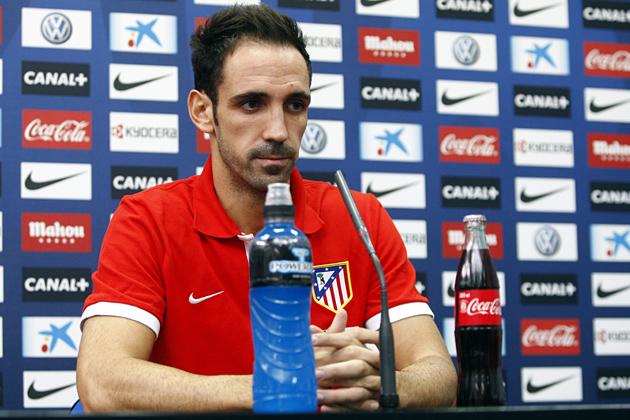 """Juanfran: """"Es positivo que todo el mundo nos pida más cada día"""""""