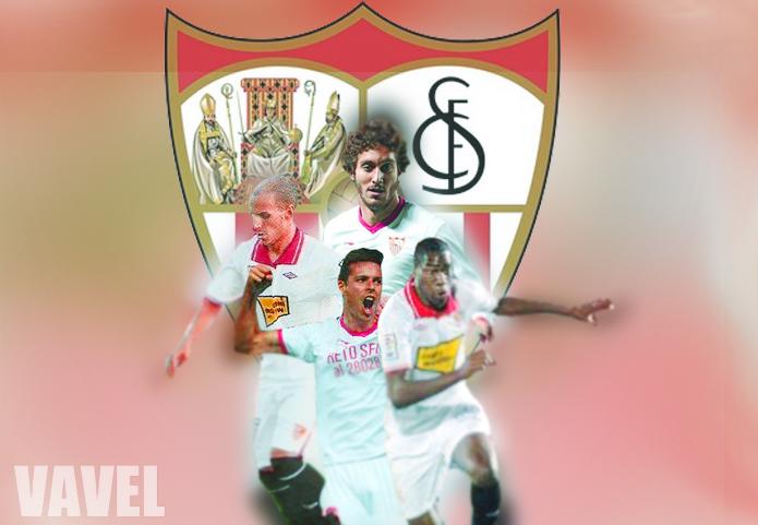 El Sevilla, Míchel y su fondo de armario