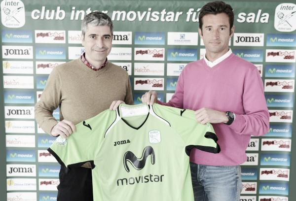Javi Lorente, nuevo director deportivo de Inter Movistar