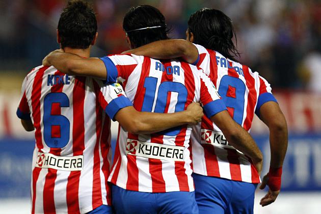 Atlético de Madrid – Rayo Vallecano. Puntuaciones del Atlético de Madrid, 4ª jornada