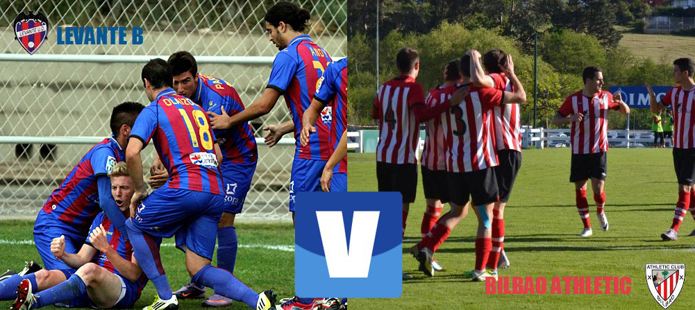 Levante B – Bilbao Athletic: filiales en busca del ascenso