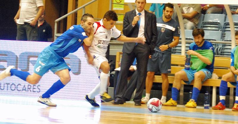 Santiago Futsal - Puertollano FS: tres puntos para mirar más alto