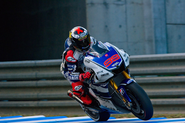 Lorenzo consigue la pole 'in extremis'