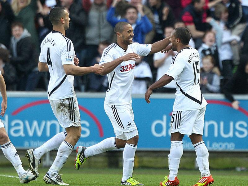 Swansea surprend Newcastle en fin de match