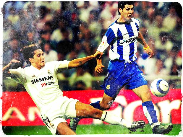 El Dépor se enfrenta a una historia implacable en el Bernabéu