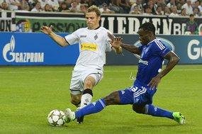 El Mönchengladbach buscará la remontada en Kiev