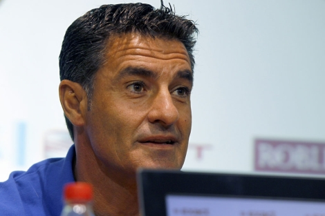 """Míchel: """"Jugar como equipo y forjar el mismo carácter que ante el Mallorca"""""""