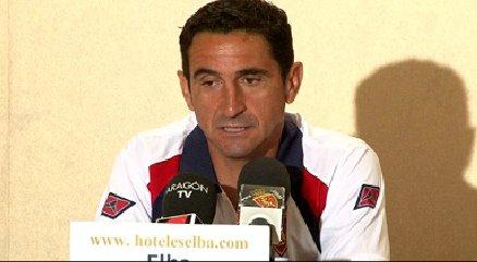 """Manolo Jiménez: """"Hoy van a llegar jugadores"""""""