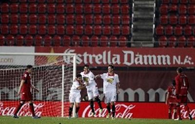 Mallorca - Sevilla: puntuaciones del Mallorca, octavos de Copa del Rey