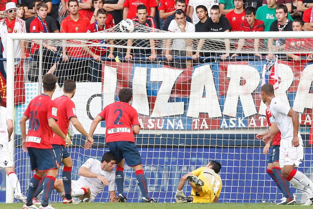El Mallorca empata ante un Osasuna que sigue sin ganar