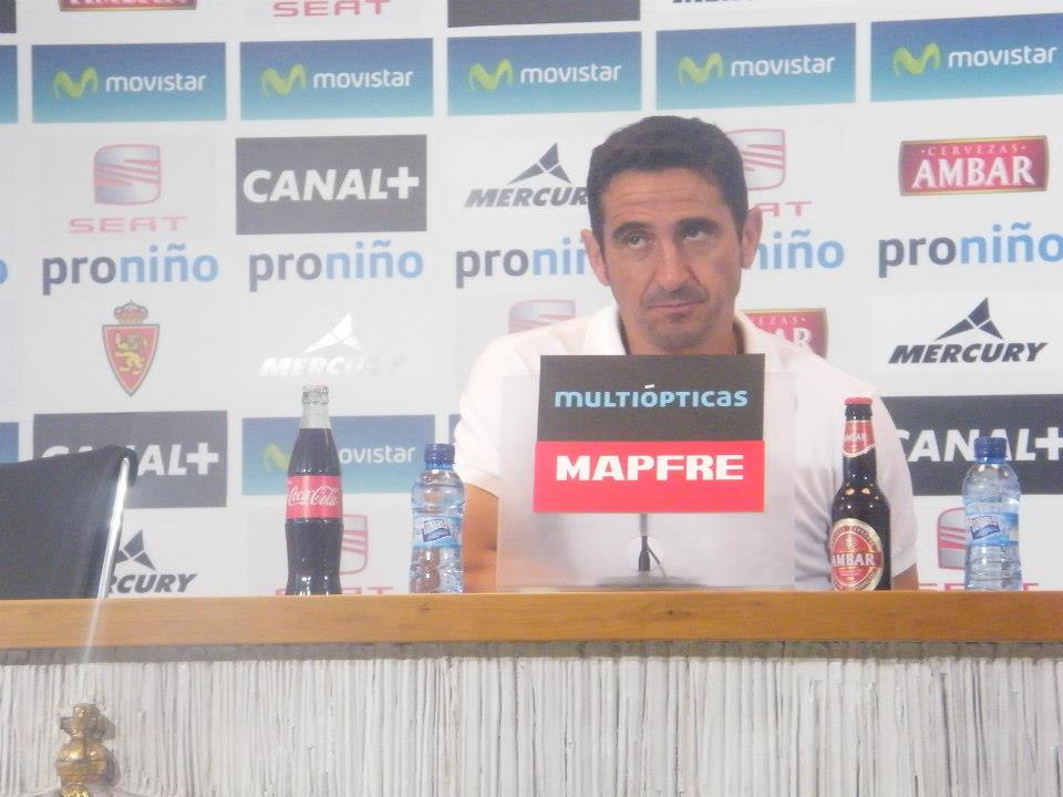 "Manolo Jiménez: ""Esta victoria es vital"""