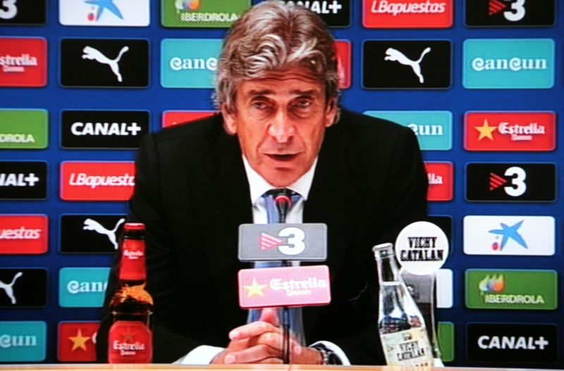 """Pellegrini: """"Superamos el factor Champions"""""""