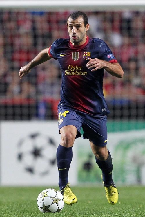 El Barcelona presentará alegaciones por la expulsión de Mascherano