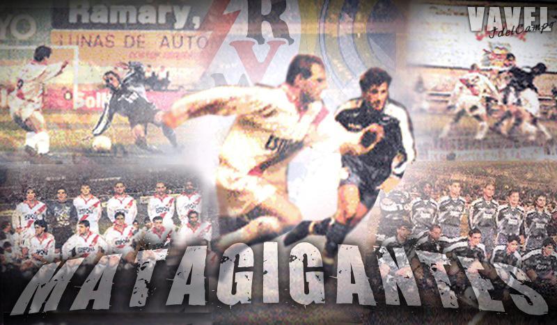 """La leyenda del """"Matagigantes"""" quiere mantenerse viva en Vallecas"""