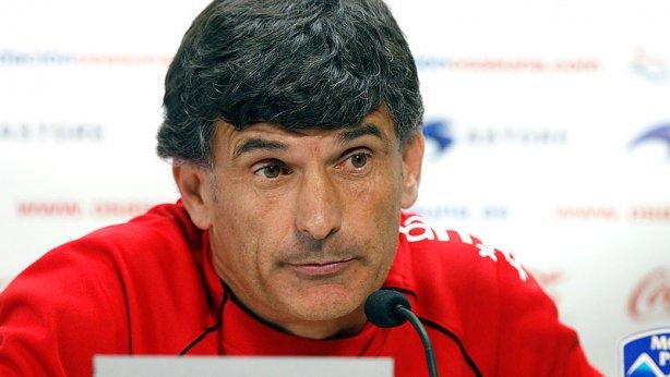 """Mendilibar: """"Este equipo, como su afición, sabe salir de las situaciones complicadas"""""""