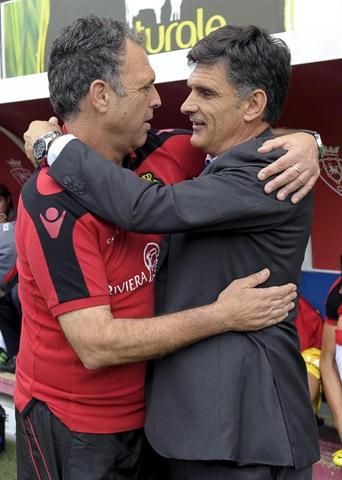 "Mendilibar: ""Nos hemos dado cuenta de que podemos ganar"""