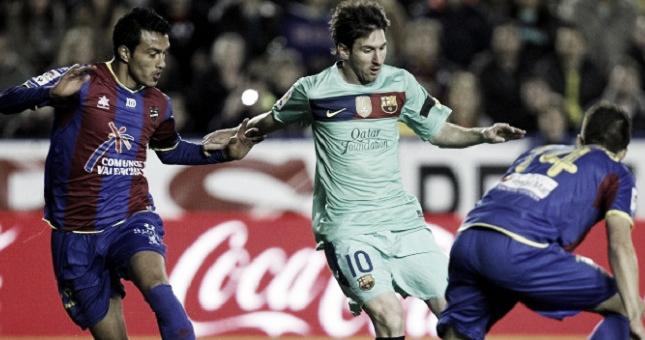 Levante - Barcelona: media Liga pasa por Orriols