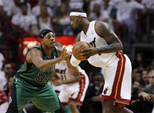 Celtics - Heat 79-93