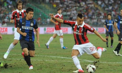 Buenas sensaciones para el Milan pese a las derrotas
