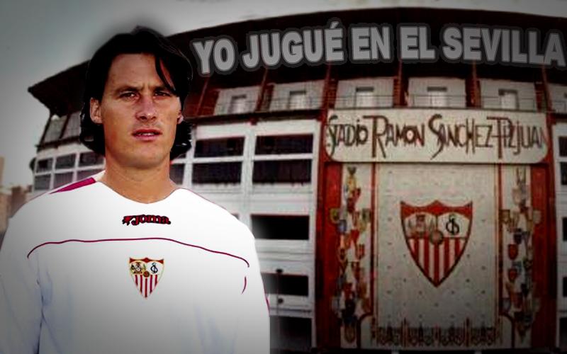 Yo jugué en el Sevilla: Moisés García León