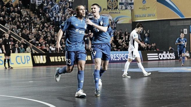 MFK Dinamo - Kairat Almaty: conexión brasileña