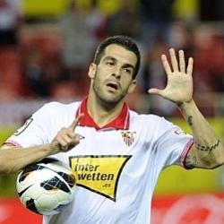 Negredo, 51 goles con el Sevilla