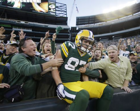 Los Packers respiran en una ruleta rusa ante los Saints
