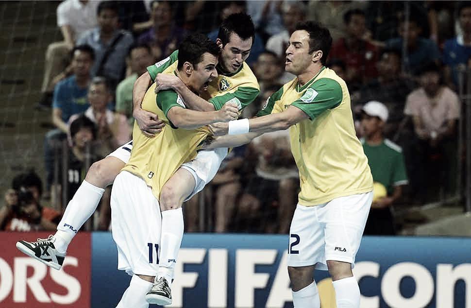 Novedades en Brasil para el doble duelo ante Colombia