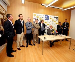 El Club Baloncesto Valladolid presenta a su nueva Junta Directiva