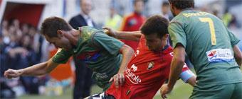Osasuna - Levante: puntuaciones Levante, jornada 6