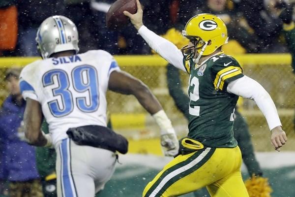 Los Packers recuperan el control de la NFC Norte en la Tundra Helada