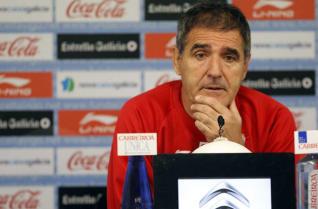 """Paco Herrera: """"Es el partido"""""""