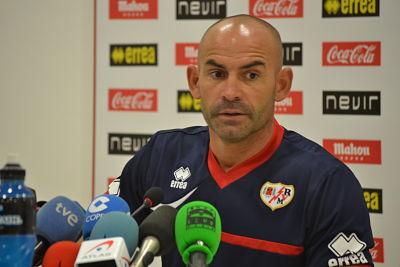 """Paco Jémez: """"Será un partido competido con mucha tensión"""""""