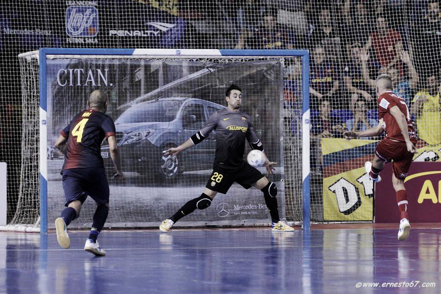 Torras pone el gol; Sedano, las paradas