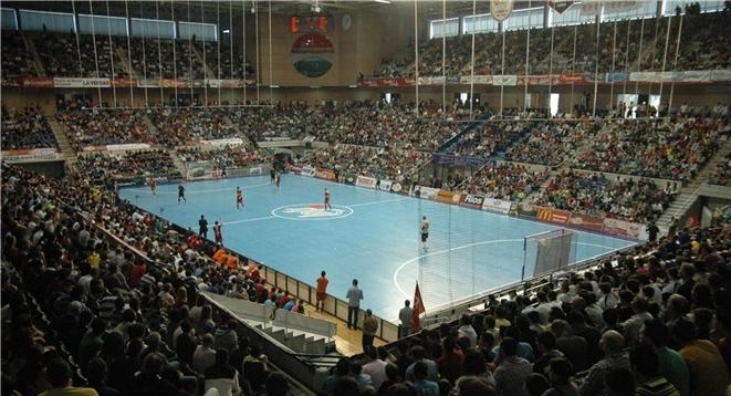Murcia, sede de la ronda Élite de la UEFA Futsal Cup