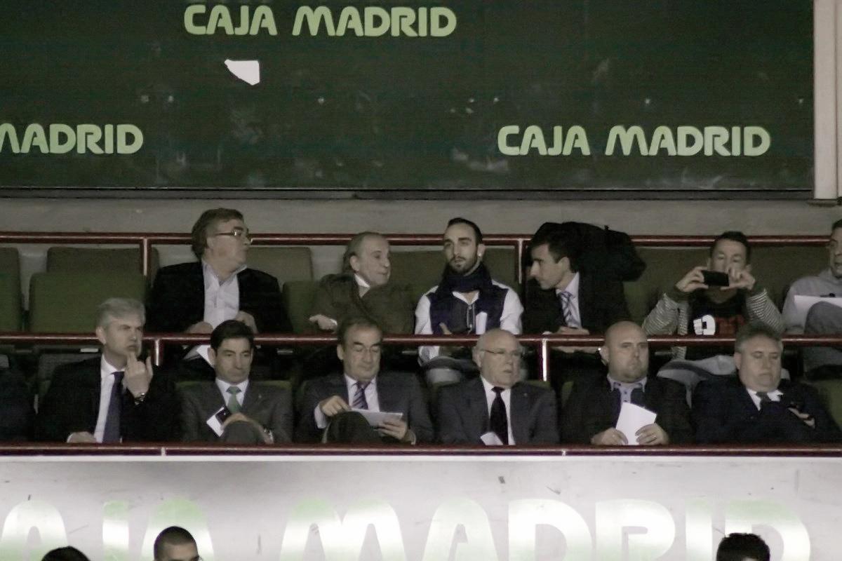 Ricardinho y Neto, entre los ilustres que presenciaron el Inter Movistar - FC Barcelona