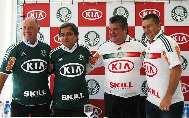 Com vencimento no dia 19, Palmeiras corre atrás de novo patrocinador master