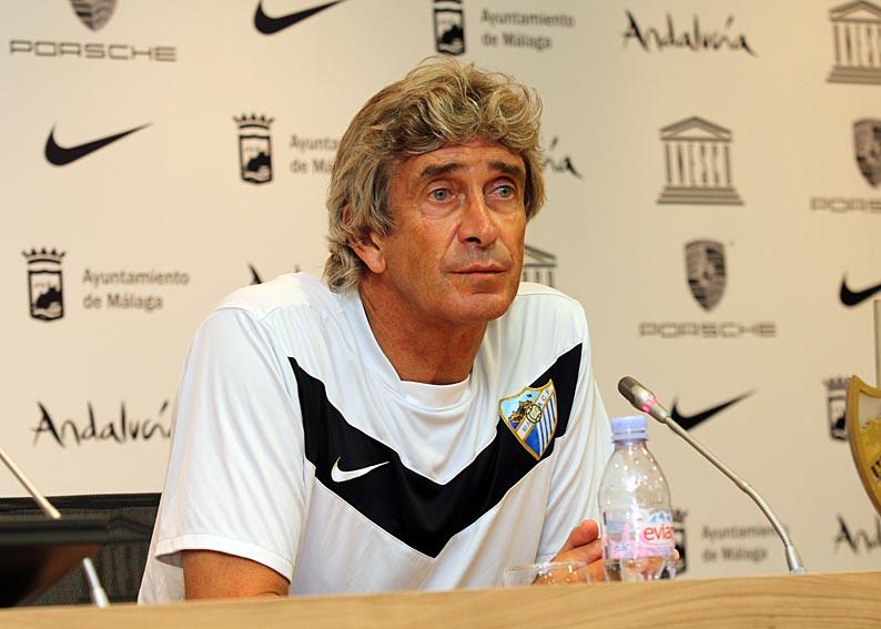 """Pellegrini: """"Me preocupa más nuestro ritmo de juego que el rival"""""""