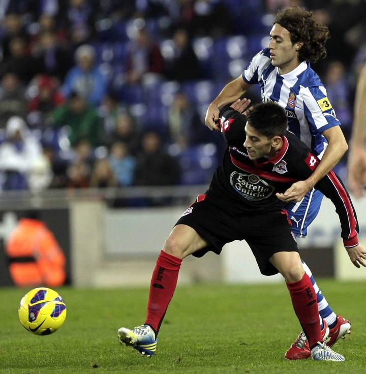 Espanyol - Deportivo: puntuaciones del Dépor, jornada 17